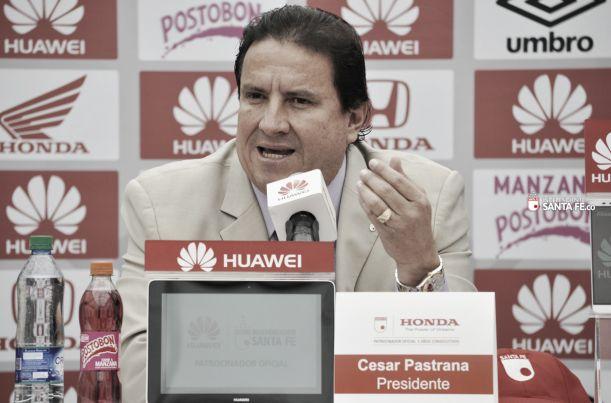 """Cesar Pastrana: """"Este ha sido un equipo referente los últimos años"""""""