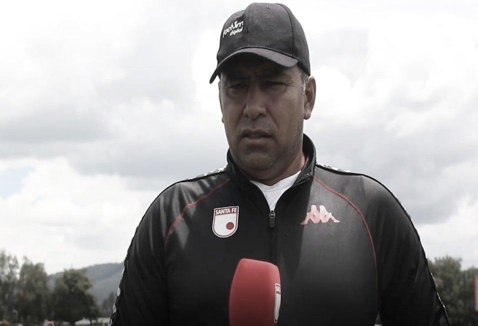 """Harold Rivera: """"Hay algunos jugadores con resentimiento que cuidamos"""""""