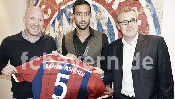 """Benatia, el nuevo """"5"""" del Bayern de Múnich"""