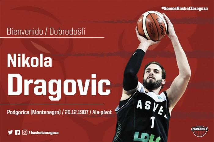 Tecnyconta Zaragoza incorpora al ala-pívot Nikola Dragovic