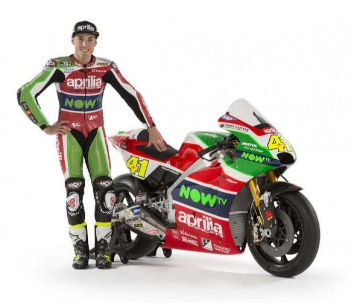 MotoGP, la nuova Aprilia sarà tricolore