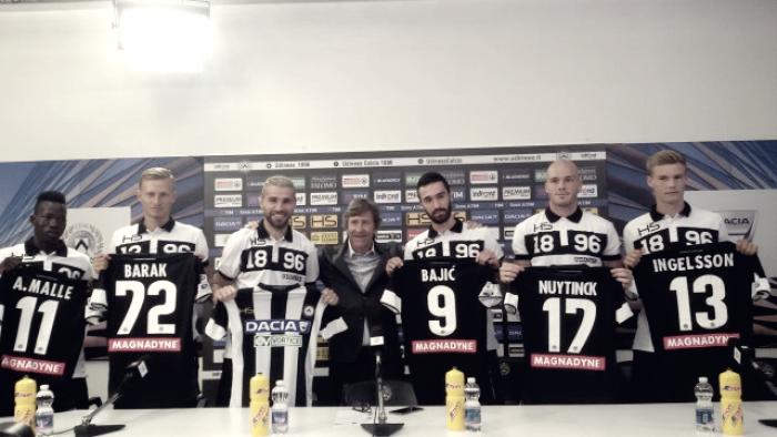Udinese - Oggi giornata di maxi presentazione