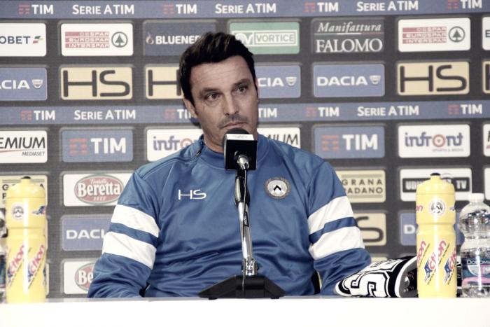[IAM] - Udinese, primo allenamento per Oddo: out quattro elementi per problemi fisici