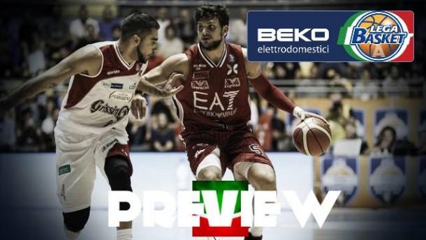 Serie A Beko - La decima giornata: Reggio Emilia - Milano da brividi, Sassari per tornare a volare