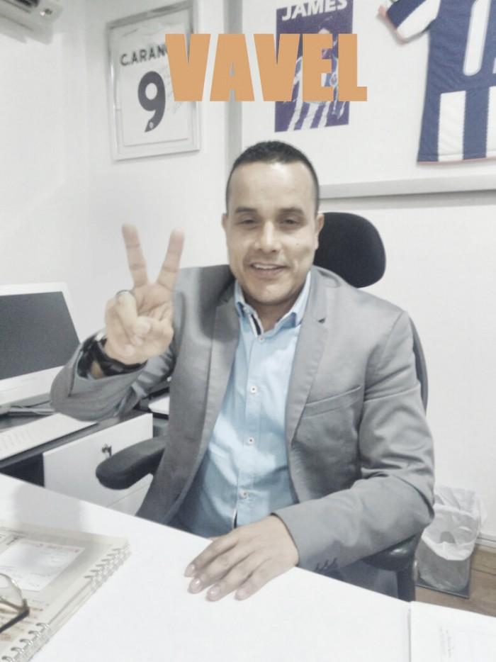 """Entrevista al presidente Ramiro Ruiz: """"El proceso de formación no es en el Ponyfútbol sino en el Envigado"""""""