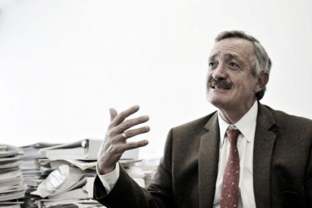 """""""Estamos trabajando en la capitalización del equipo"""": Enrique Camacho"""