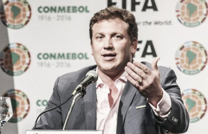 Presidente da Conmebol garante Brasil como sede da Copa América de 2019