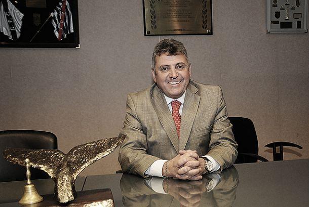 Valdez, presidente de la AUF hasta 2018