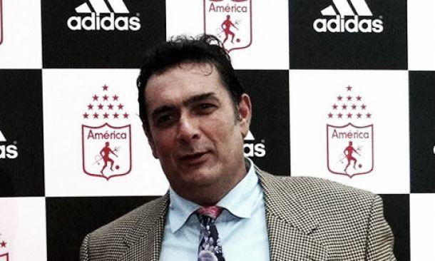 """Oreste Sangiovanni: """"Para el América es negocio estar en la Primera A"""""""