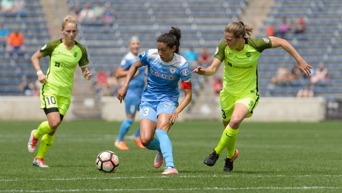 Chicago Red Stars maintain unbeaten home streak against Seattle Reign with 1-0 victory