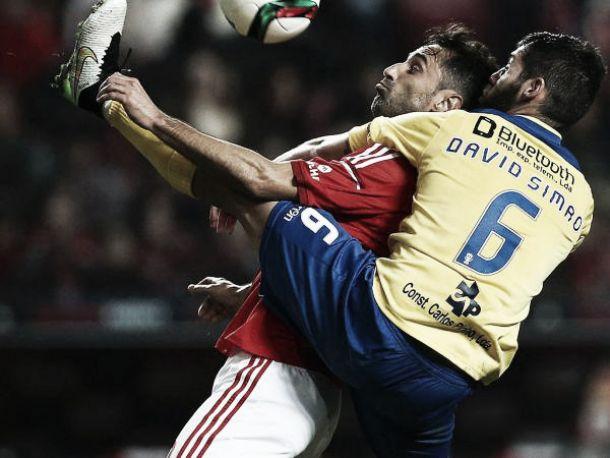 Benfica: Arouca procura tirar proveito da pressão de ser líder