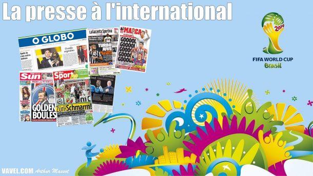 La presse étrangère, aujourd'hui : Italie, et autres