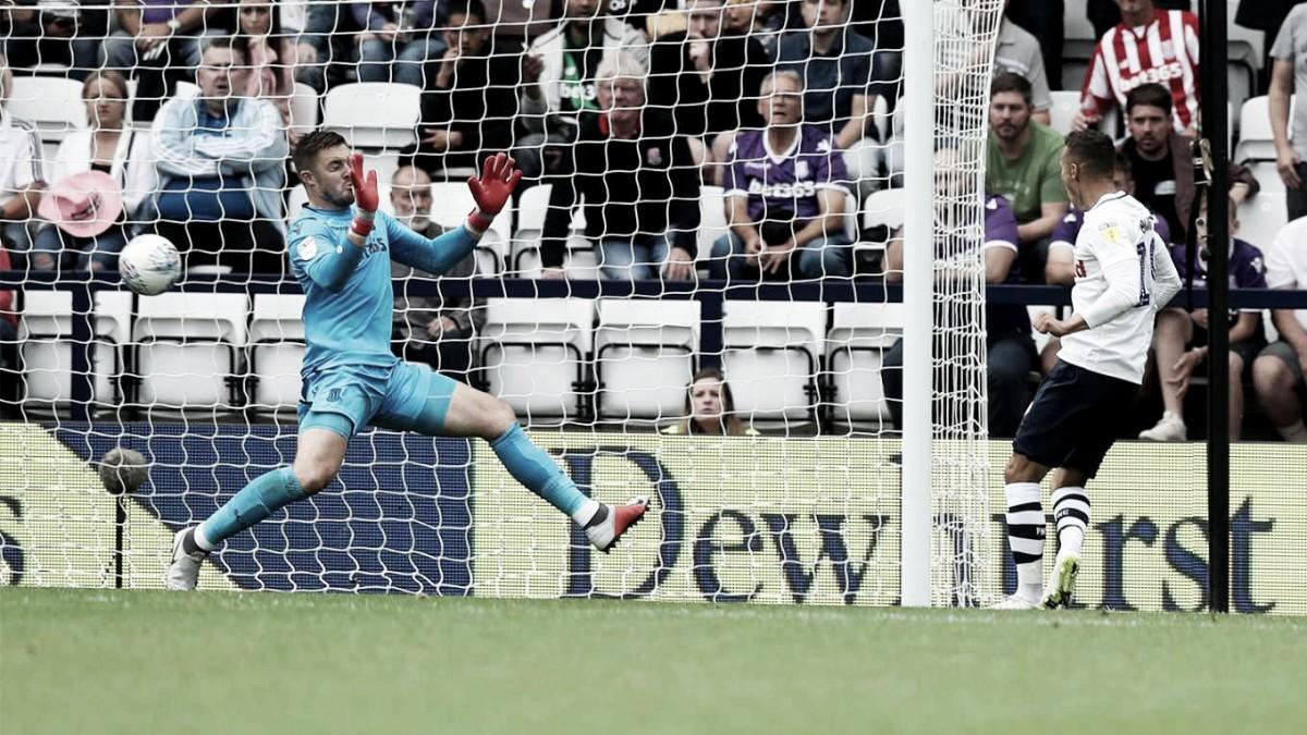 El Stoke City sigue sin conocer la victoria