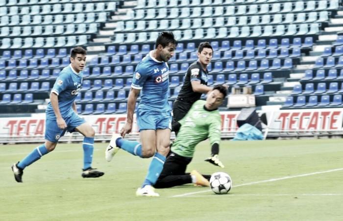 Martín Cauteruccio es el delantero elegido por Cruz Azul