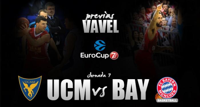 UCAM Murcia - FC Bayern de Múnich: el liderato del Grupo C en juego