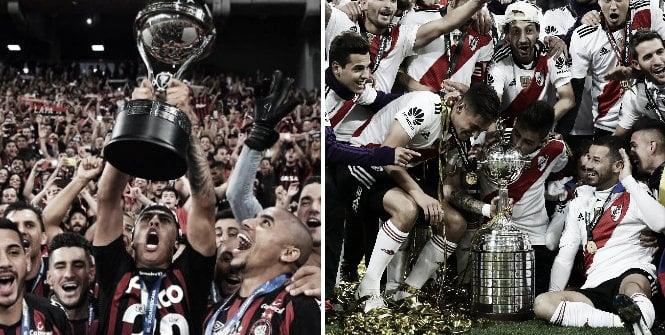 Previa Athletico Paranaense-River: primer capítulo