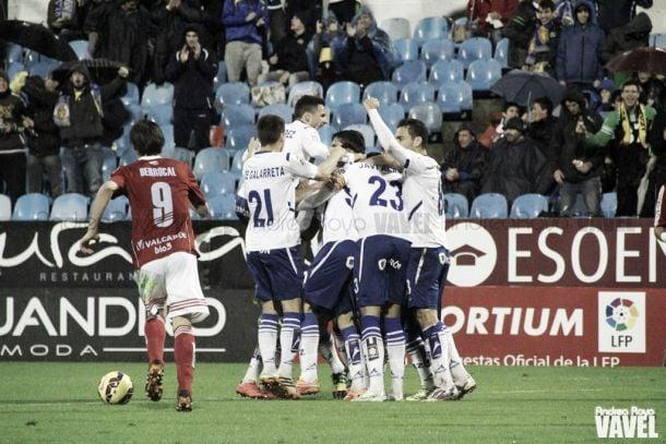 Real Zaragoza - Girona FC: engancharse al tren del ascenso depende del triunfo