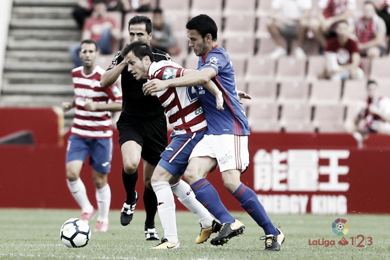 Previa Granada CF - Real Oviedo: a reconquistar la senda del triunfo