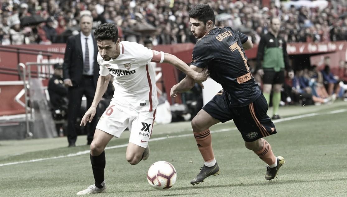 Previa del Valencia CF - Sevilla FC: en busca de la calma