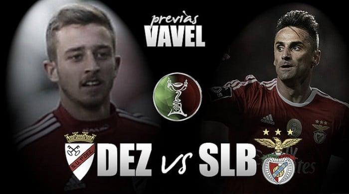 Previa 1º Dezembro - SL Benfica: la ilusión también juega
