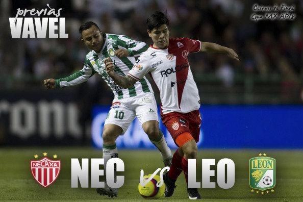 Previa Necaxa - León: 'Nacho' Ambriz visita al equipo que hizo campeón