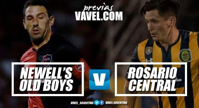 Previa Newell's – Rosario Central: el partido que todos quieren jugar