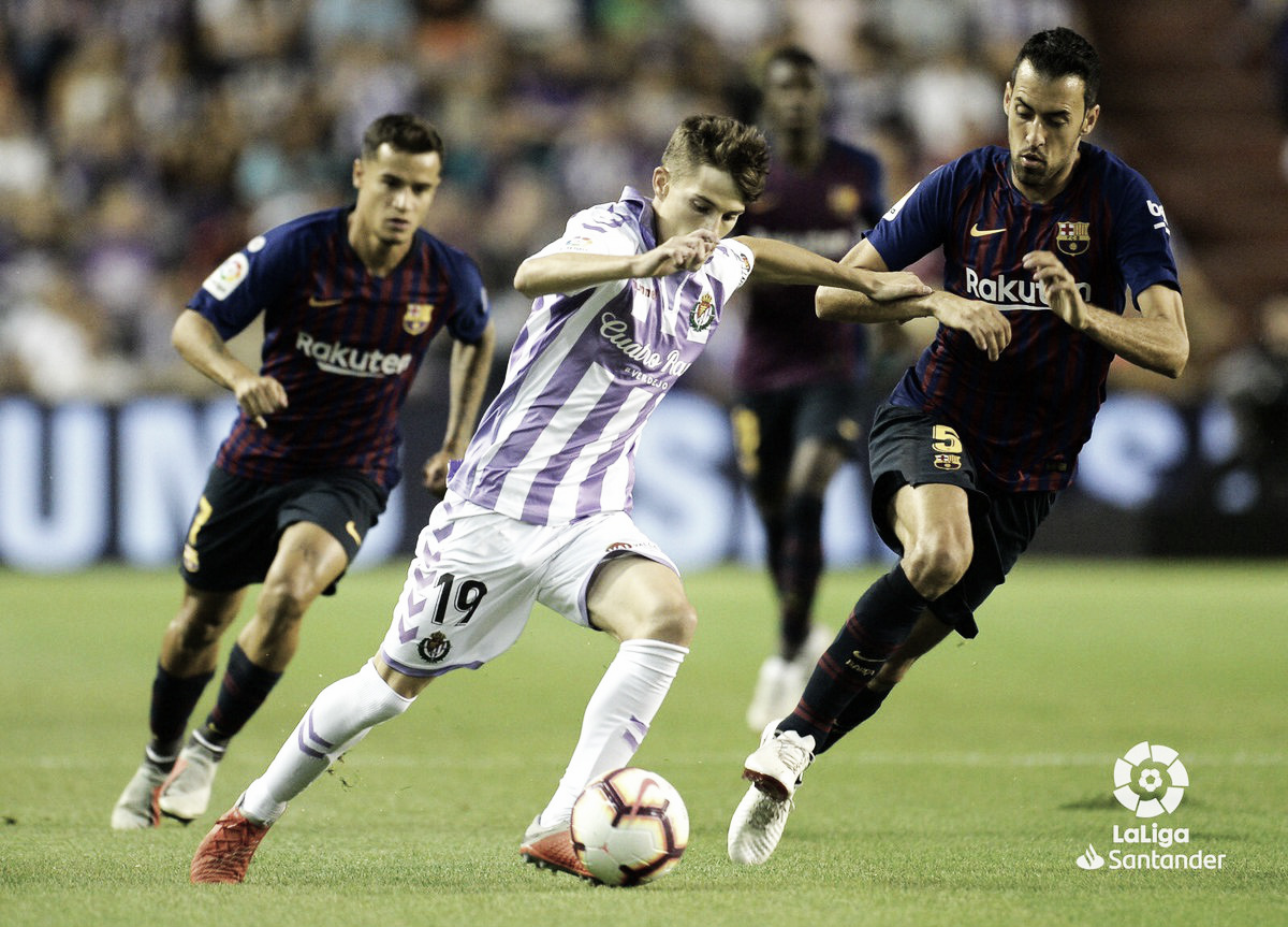 Previa FC Barcelona - Real Valladolid: mucho que ganar, poco que perder