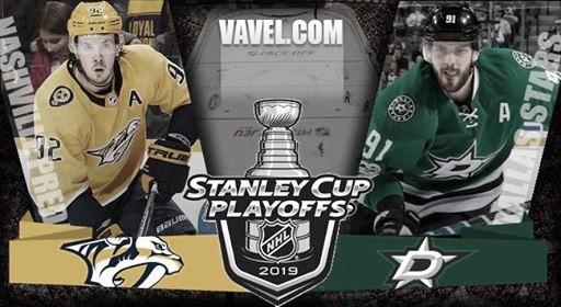 Previa Nashville Predators - Dallas Stars: la rivalidad del mañana, hoy