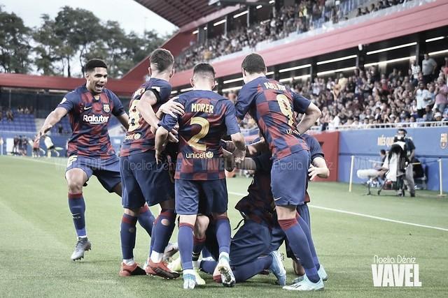 Previa Barça B - AE Prat: ganar en el Johan Cruyff