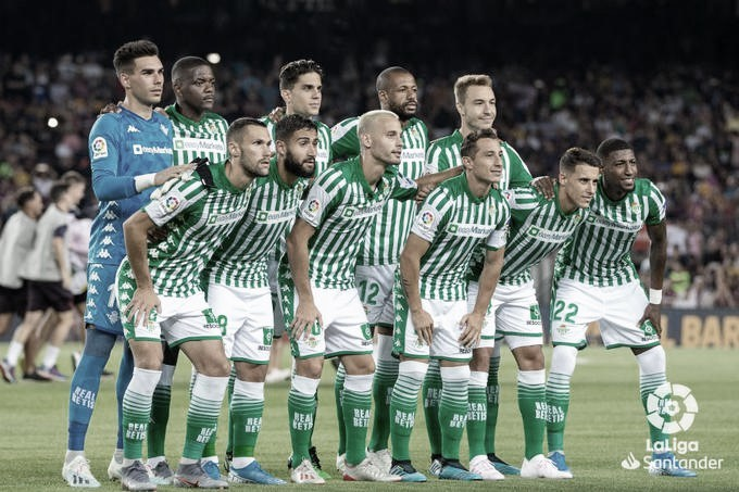 Osasuna y Betis, partido que abrirá la quinta jornada