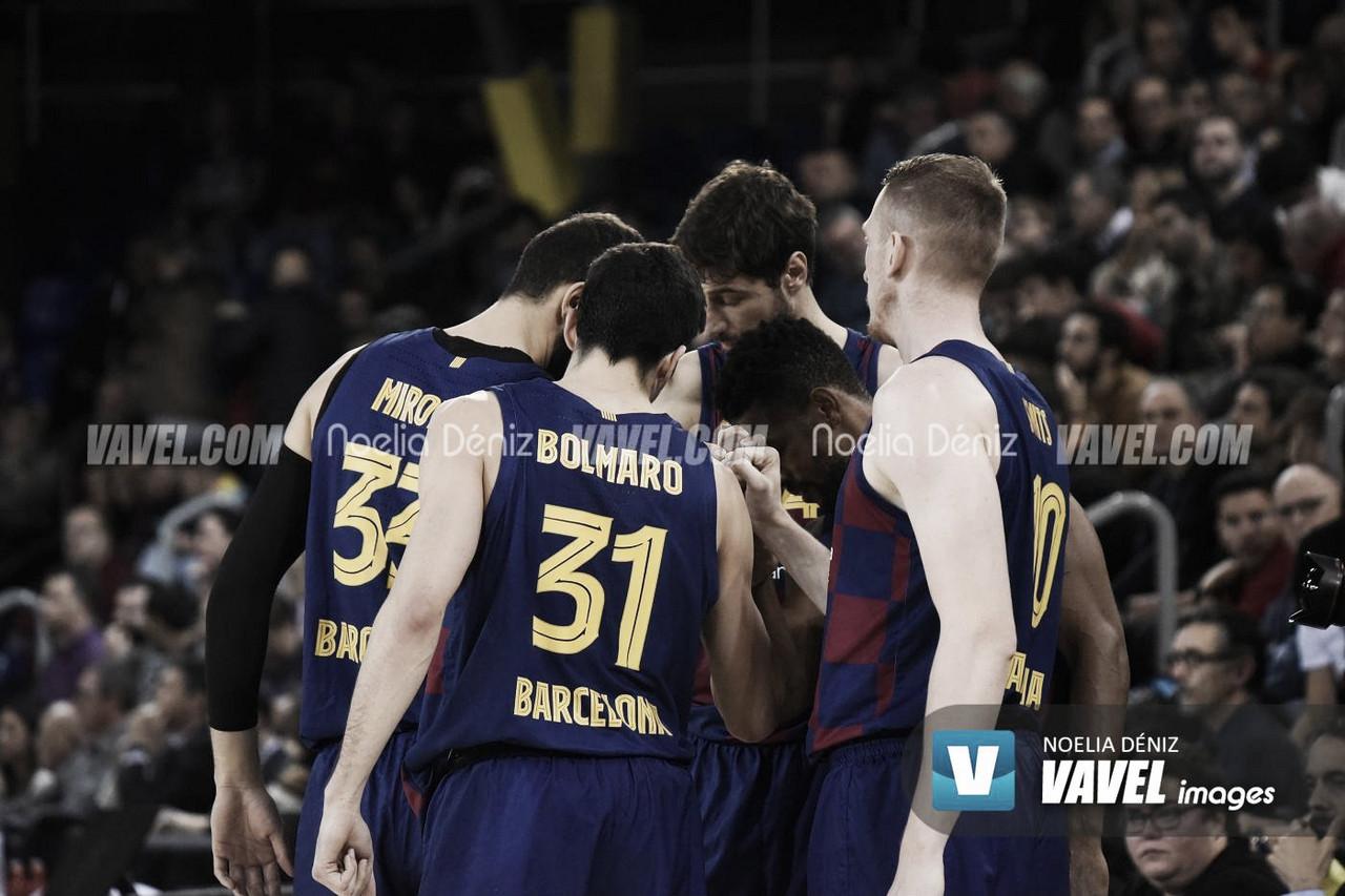 Previa Barça-Olympiacos: los azulgranas quieren seguir arriba
