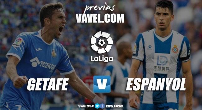 Previa Getafe CF vs RCD Espanyol: ¡Que esto no pare!