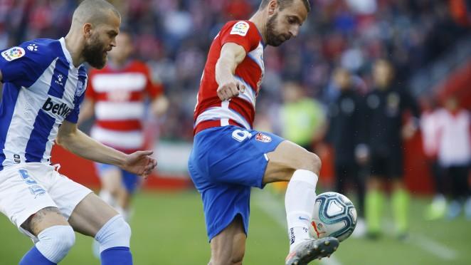 Previa Alavés - Granada CF: poner fin al bache