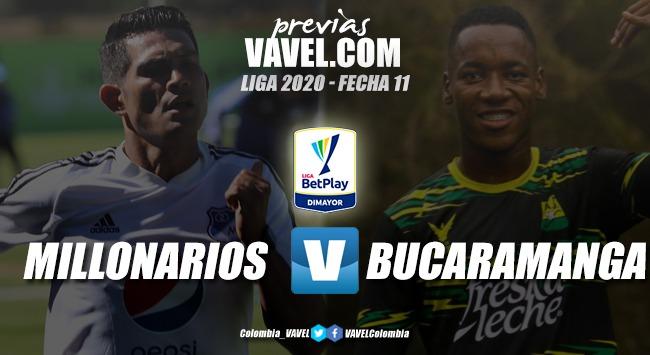 Previa Millonarios vs Atlético Bucaramanga: un partido por conservar las esperanzas de clasificar a cuadrangulares