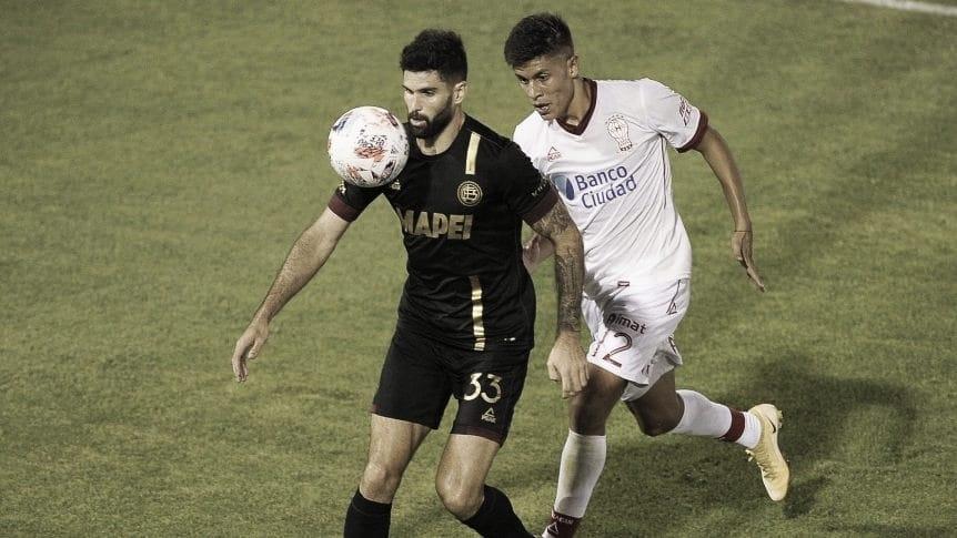 Lanús visita a Huracán en busca de un triunfo para seguir prendido en lo más alto de la Liga Profesional