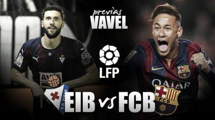 Previa SD Eibar - FC Barcelona: prohibido relajarse