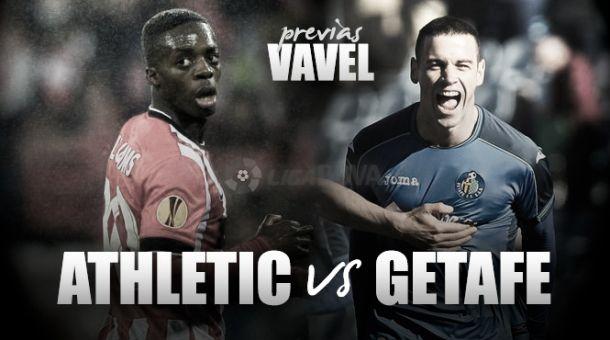 Athletic - Getafe CF: salir a flote en la ría de Bilbao