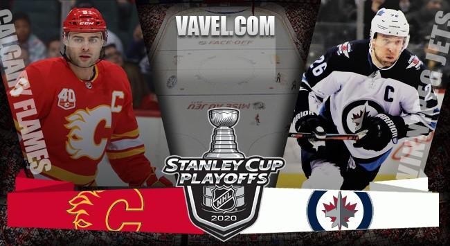Previa Calgary Flames - Winnipeg Jets: duelo canadiense entre franquicias que quieren dar el siguiente paso
