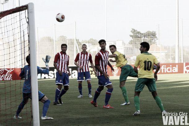 Club Deportivo Tropezón - Real Sporting de Gijón B: sin nada que perder