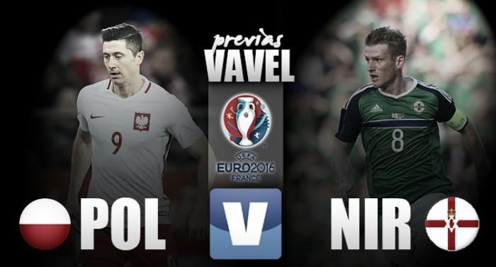 Euro 2016 - Girone E: apre il confronto tra Polonia e Irlanda del Nord