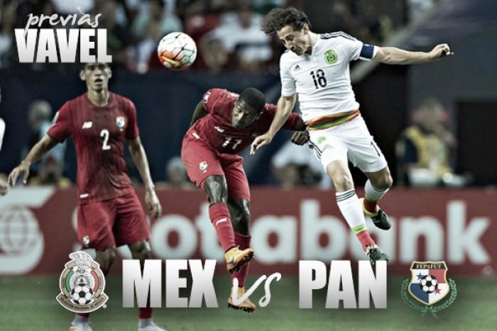 Previa México - Panamá: Última prueba antes del hexagonal