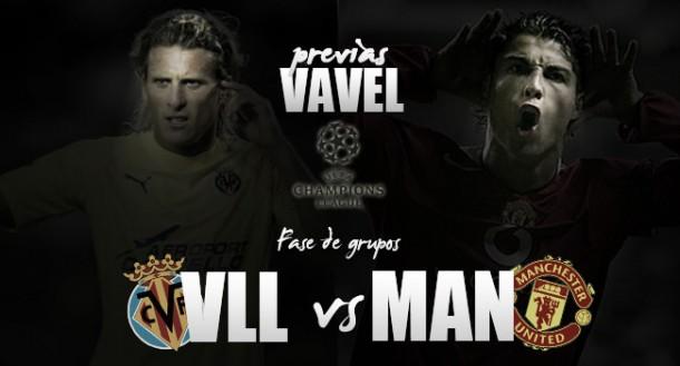 Manchester United - Villarreal: el sueño de Old Trafford