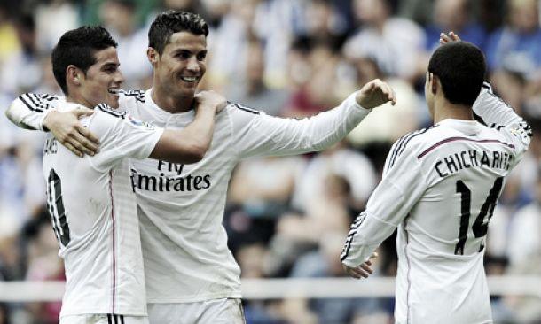 Real Madrid - Elche: partido para confirmar las buenas sensaciones