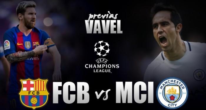 Previa FC Barcelona – Manchester City: pugna por el liderato