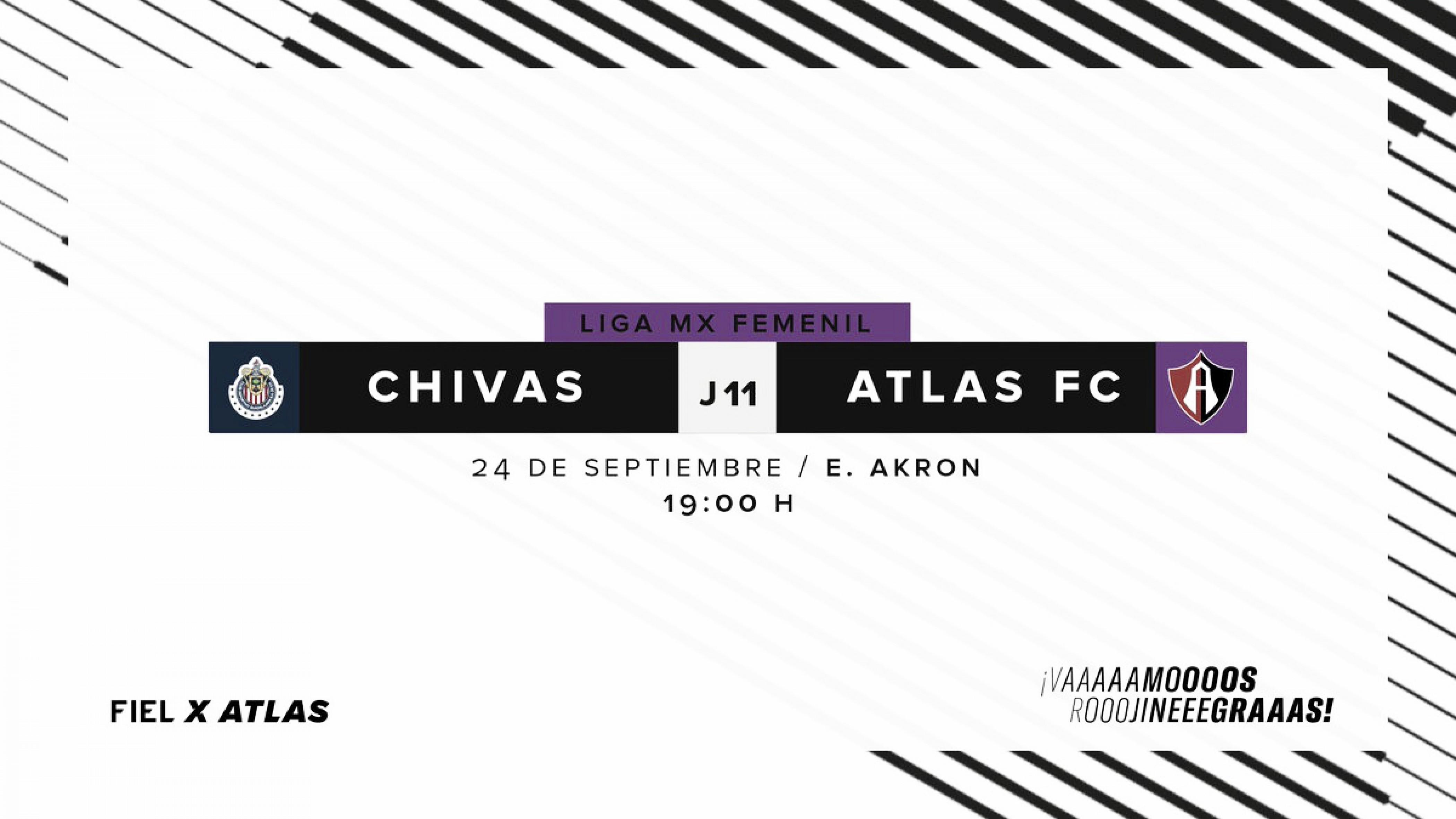 Previa Chivas Femenil - Atlas Femenil: más paridad que nunca en la rivalidad tapatía