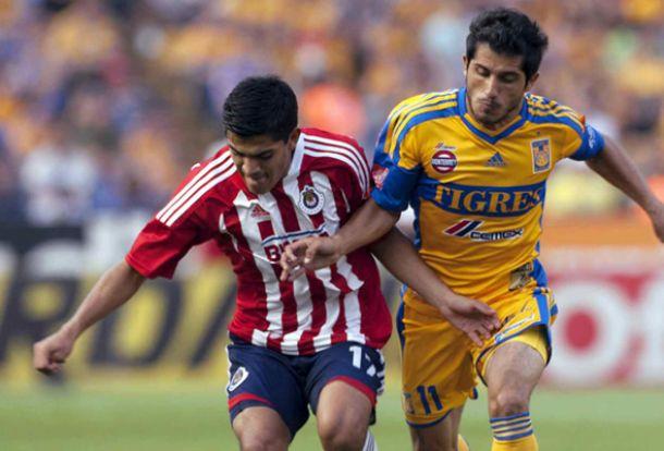Tigres - Chivas: A levantar en la Liga