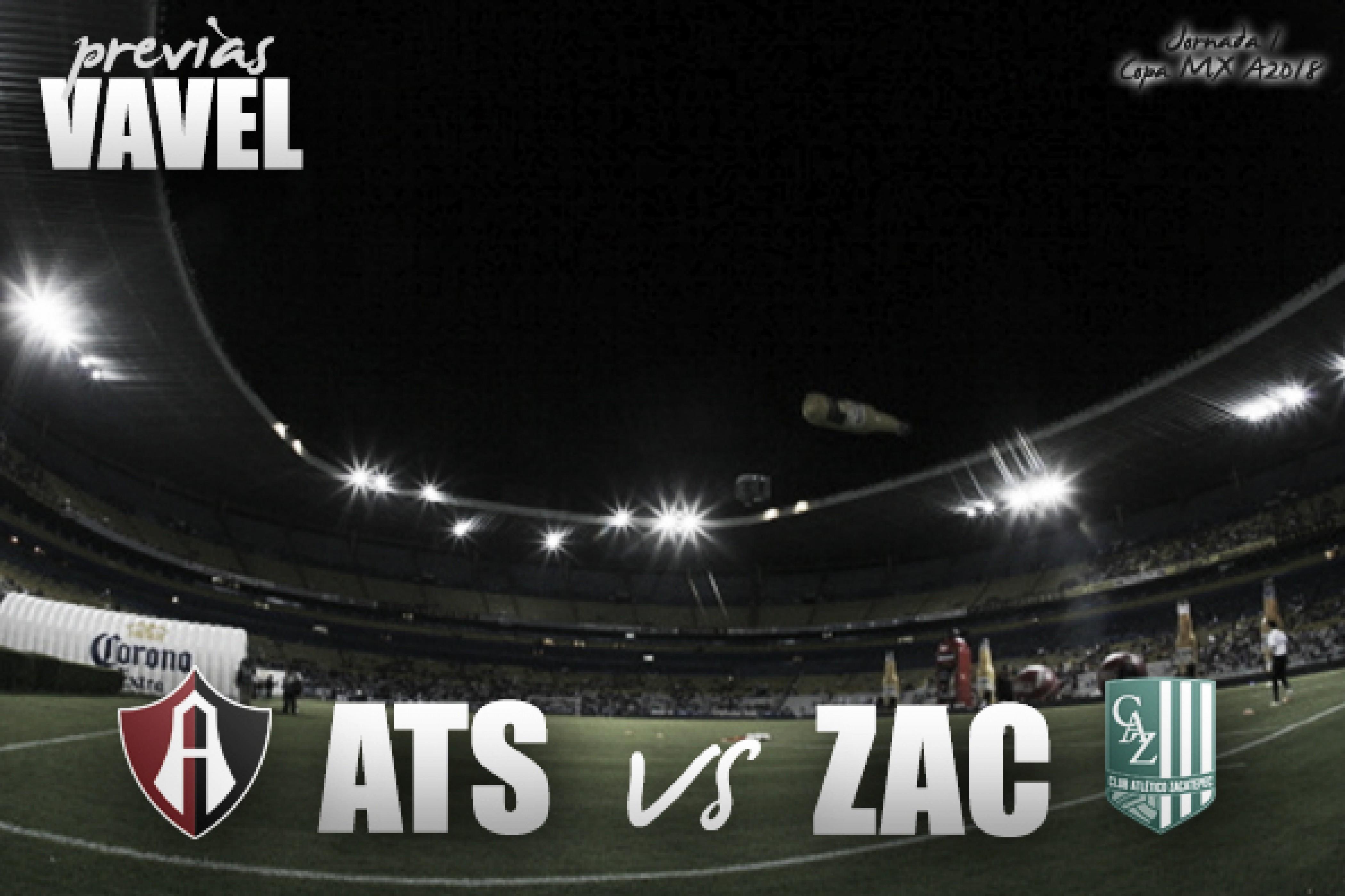 Previa Zacatepec - Atlas: se juega el último boleto a octavos de Copa
