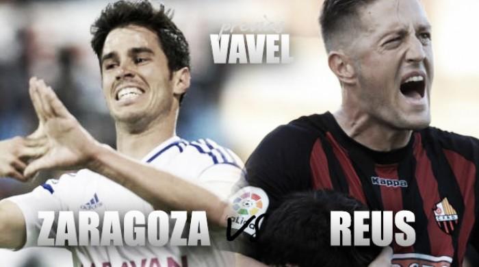 Real Zaragoza - Reus: aferrarse a La Romareda