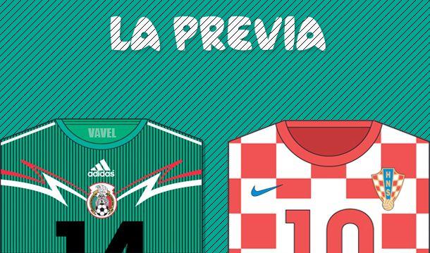 México - Croacia: un choque de vida o muerte