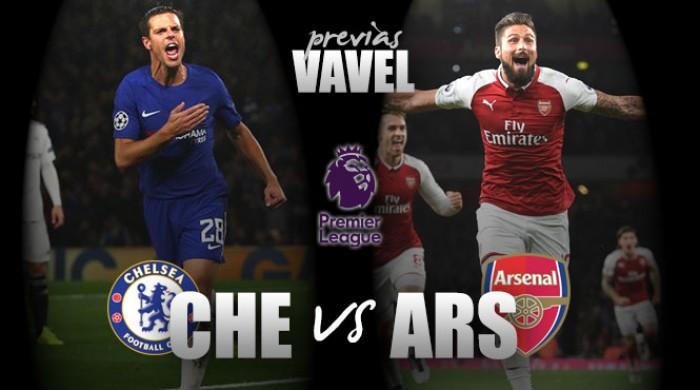 Previa Chelsea – Arsenal: recuerdos encontrados